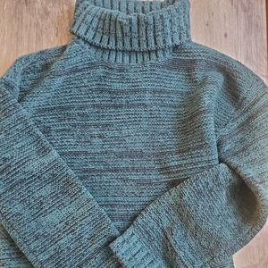 Bcbg turtleneck comfy sweater